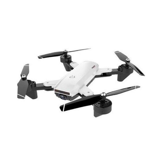Phip P10 GPS Foldable Drone Set 4K Camera Λευκό