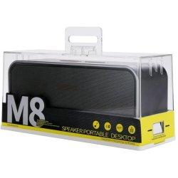 Remax Speaker M8 Ασημί