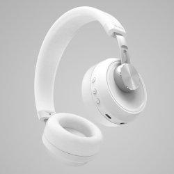 Remax RB-500HB Ασύρματα On Ear Ακουστικά Λευκά