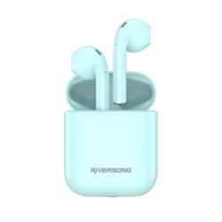 Riversong True Wireless Earphones Air X18 Γαλάζιο