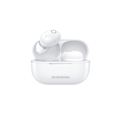 Riversong True Wireless Earbuds Air X19 Λευκά