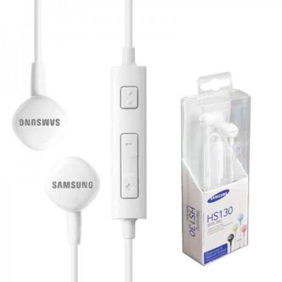 Samsung Stereo Headset HS130 Λευκά
