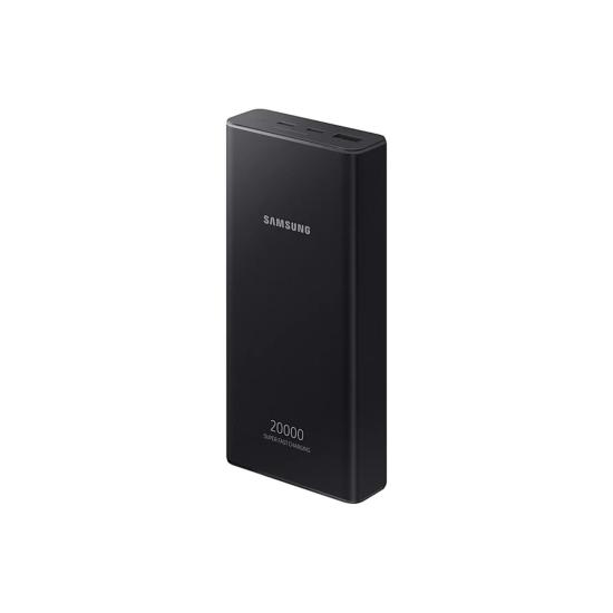 Samsung Fast External Battery Pack 25W Type C 20.000mAh Σκούρο Γκρι