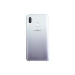 Samsung Gradation Cover Galaxy A40 Μαύρο