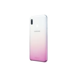 Samsung Gradation Cover Galaxy A40 Ροζ
