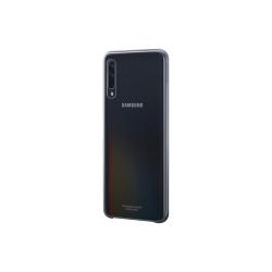 Samsung Gradation Cover Galaxy A50 Μαύρο