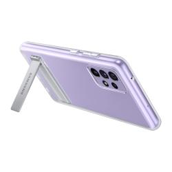 Samsung Clear Standing Cover Galaxy A72 Διάφανη