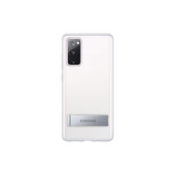Samsung Clear Standing Cover S20 FE Διάφανη