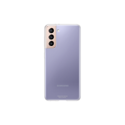 Samsung Clear Cover Galaxy S21 Διάφανη