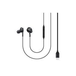Samsung Stereo Headset Type c IC100 Μαύρο