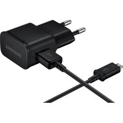 Samsung Detachable Travel Charger (Micro Usb | 2A) Μαύρο