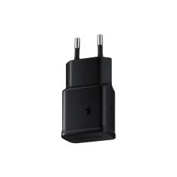 Samsung Fast Travel Charger 15W USB Μαύρο