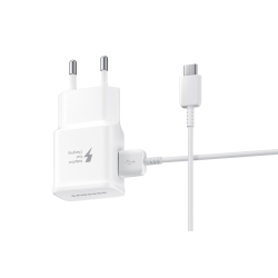 Samsung Fast Travel Charger Type-C Λευκό
