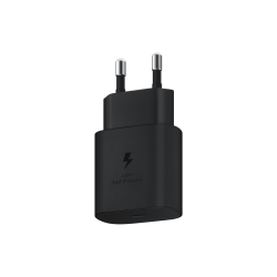 Samsung Fast Travel Charger 25W Type C Μαύρο