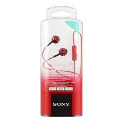 Sony Handsfree MDREX110AP Κόκκινα
