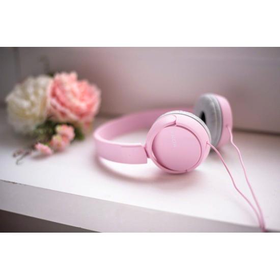 Sony Headphones MDRZX110AP Ροζ