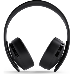 Sony Gold Wireless Headset Μαύρα