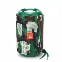 T&G TG264 Bluetooth Speaker Camouflage