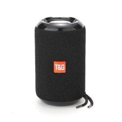 T&G TG264 Bluetooth Speaker Μαύρο