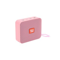 T&G Bluetooth Speaker Ροζ