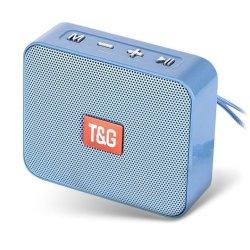 T&G Bluetooth Speaker Γαλάζιο
