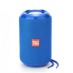 T&G TG264 Bluetooth Speaker Μπλε