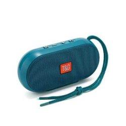 T&G 179 Bluetooth Speaker Πετρόλ