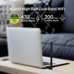 TP-Link Wi-Fi USB Adapter Archer T2U Plus