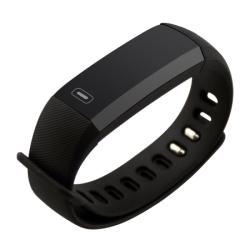 Unimex Activity Tracker Waterproof IP67 Μαύρο