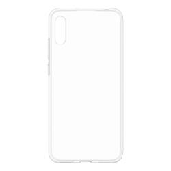 Huawei Θήκη Σιλικόνης Y6 2019 Διάφανη