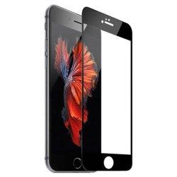 Vivid Full Face Tempered Glass iPhone 6/7/8 Plus Μαύρο