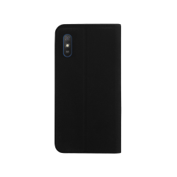 Vivid Case Book Xiaomi Redmi 9A Μαύρη