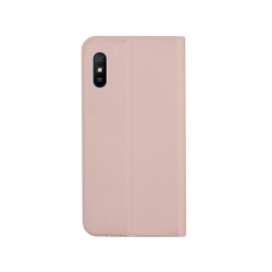 Vivid Case Book Xiaomi Redmi 9A Ροζ Χρυσό