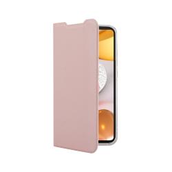 Vivid Case Book Samsung Galaxy A42 Ροζ Χρυσό