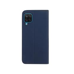 Vivid Case Book Samsung Galaxy A12 Μπλε