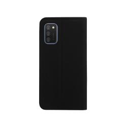 Vivid Case Book Samsung Galaxy A02s Μαύρη