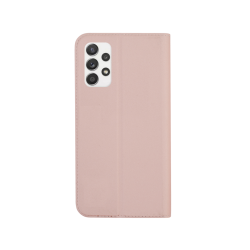 Vivid Case Book Samsung Galaxy A52 Ροζ Χρυσό