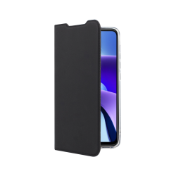 Vivid Case Book Xiaomi Redmi Note 9T Μαύρη