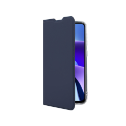 Vivid Case Book Xiaomi Redmi Note 9T Μπλε