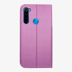 Vivid Case Book Xiaomi Redmi Note 8 Μωβ