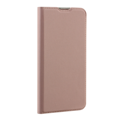 Vivid Case Book Xiaomi Redmi 8A Ροζ Χρυσό