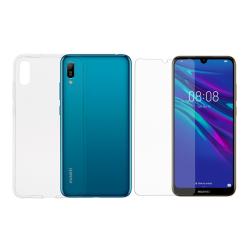 Vivid Σετ Θήκη + Προστασία Οθόνης Huawei Y6 2019
