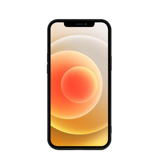 Vivid Case Liquid Air Apple iPhone 12 Pro Max Μαύρη