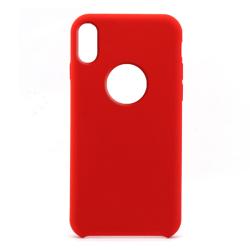 Vivid Θήκη Σιλικόνης iPhone X/XS Κόκκινη