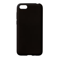 Vivid Case Silky Huawei Matte Y5 2018 Μαύρη