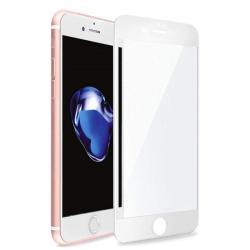 Vivid Full Face Tempered Glass iPhone 6/7/8 Plus Λευκό