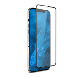 Vivid Full Face Tempered Glass Apple iPhone 12 Pro Max Μαύρο