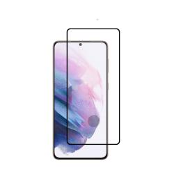 Vivid Full Face Tempered Glass Samsung Galaxy S21 Plus Μαύρο