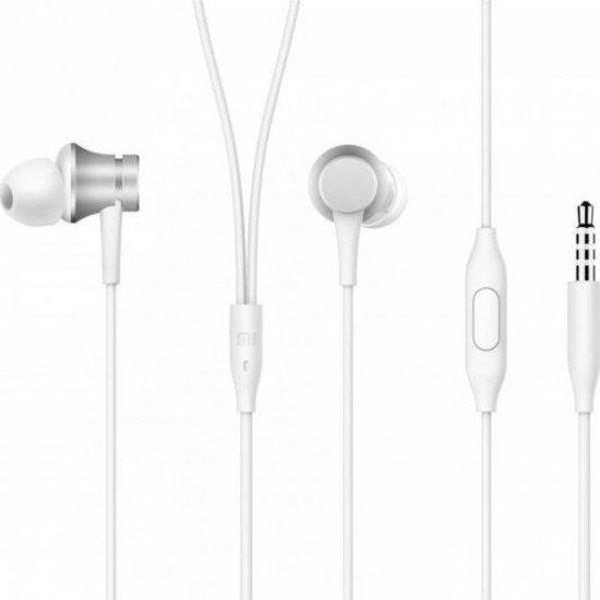 Xiaomi Handsfree In Ear Basic Ασημί