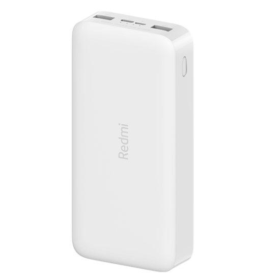 Xiaomi PowerBank Redmi 18W Fast Charge 20000mAh Λευκό